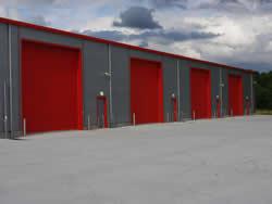 Roller shutter door repairs in Oldham